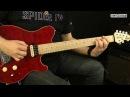 Rebel Yell Billy Idol Steve Stevens Gitarren Tutorial Intro Strophe Chorus Teil 1