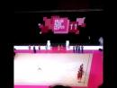 Euskalgym 2016, Александра Солдатова, танец закрытия