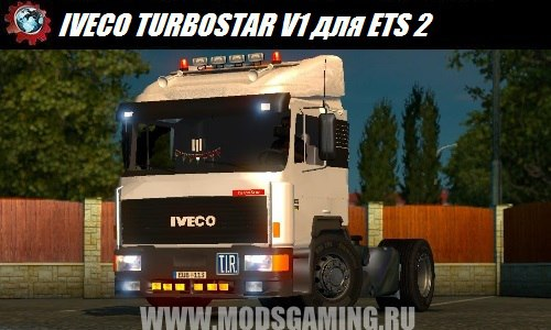 Euro Truck Simulator 2 download mod truck IVECO TURBOSTAR V1