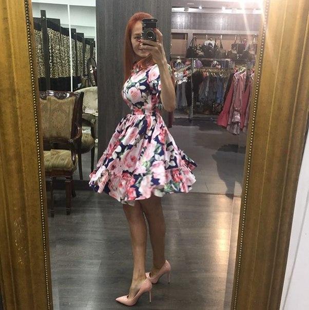 Милейшие платья из натурального хлопка - идеальный выбор для лета и те