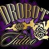 "Тату в Краснодаре ""Drobot-tattoo"""