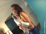 Jana Defi - Jessica Rabbit Blues 1 [tits, boobs, ass, erotic, photosession]