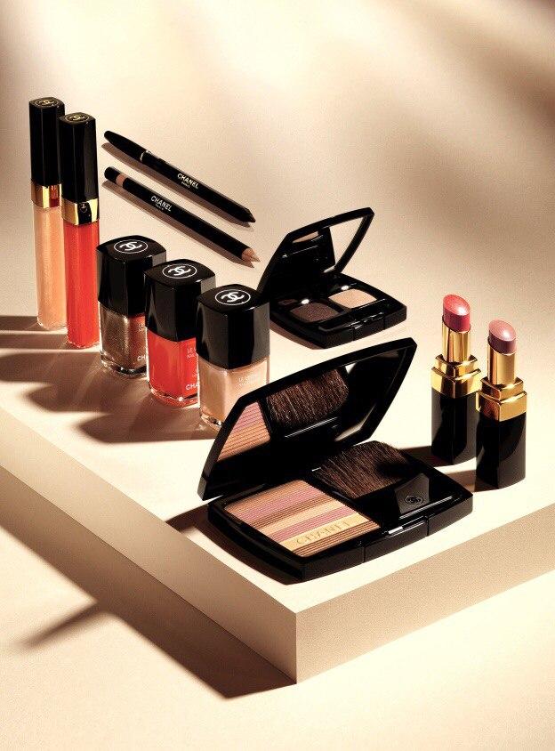 Декоративная косметика парфюмерия