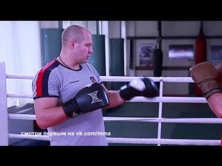 Фёдор Емельяненко - Урок 9 (Защита от Боковых ударов ногами) #Уроки #vkmma #ФёдорЕмельяненко #Защита #Ноги #FighteRevolution