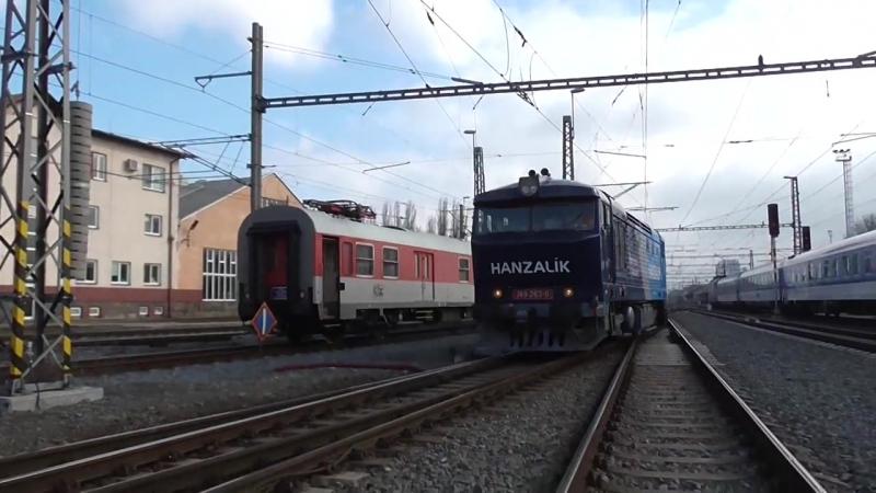 749.263-0 Hanzalik dopravce EZ Praha s MVPTZ ve stanici Olomouc