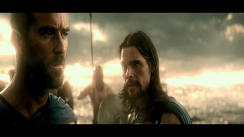 300 Rise of an Empire - Battle of Salamis (Final battle Scene)300 спартанцев расцвет Империи - Битва при Саламине (финальная сце