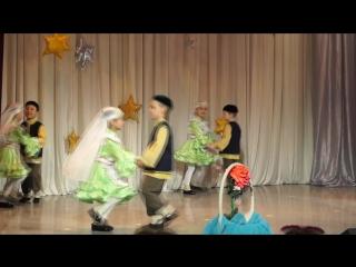 детский гала - концерт 27.04.2016 .татарский танец