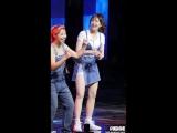 [170515] 언니쓰 Unnies (소미 Somi) - 셧업 Shut Up (건국대학교 축제) 직캠 Fancam by PIERCE