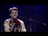 группа Queen + Адам Ламберт \ Adam Lambert - Who Wants To Live Forever - Live рок-фестиваль.остров Уайт, Великобритания