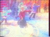 Новогодняя ночь на Первом (ОНТ+Первый, 01.01.2004) Валерия - Часики (remix)