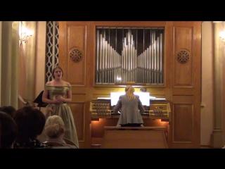 Вивальди - Ария Ирен из оперы Баязет Sposa