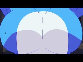 Все скримеры Five Nights In Anime [18+]
