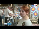 В Петрозаводске соревновались лучники