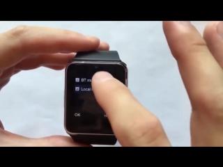 Хит 2016 года! Купить умные часы Smart Watch GT08