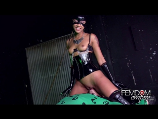 Skin Diamond - Pussy Whipped by Catwoman