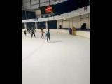 гога пятый раз на коньках
