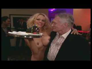 Pamela Anderson - Hefner Birthday