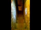 спуск с колокольни, где снимался один из сюжетов фильма