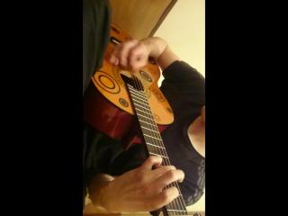 Мелодия из ролика: Проповедь в отдалённых районах. Австралия (на гитаре)