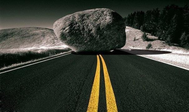 Препятствия — это пугающие вещи, которые появляются, когда вы перестае