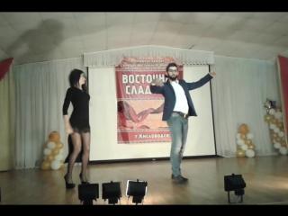 Выход судей.часть 2. Кисловодск. Восточная сладость