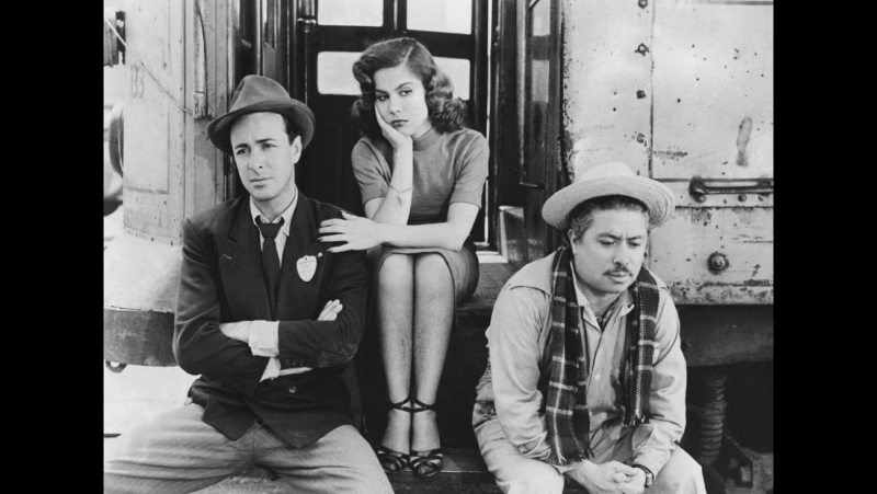 Иллюзия разъезжает в трамвае 1954 / La ilusión viaja en tranvía / драма, комедия