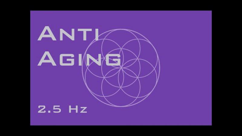 Anti-Aging Meditation Music - DHEA Release - Endogenous Opiates