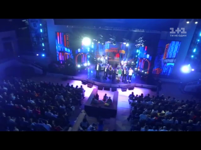 Финальная песня Вечерний Квартал в Турции на ovva.tv