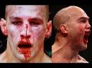 Два бойца устроили кровавою рубку в клетке! Робби Лоулер vs. Рори Макдональд 2