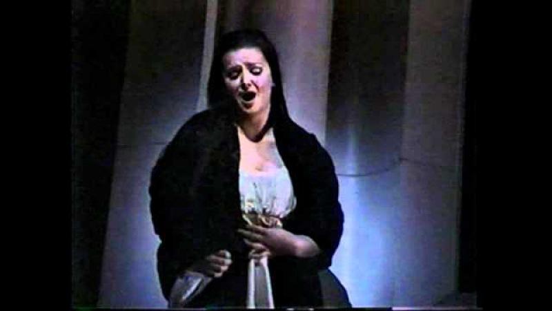 Tchaikovsky Pique Dame Lizas aria from Act 3 - Galina GorchakovaValery Gergiev