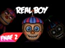 SFM | 1k Subscribers Special | Real Boy by Groundbreaking