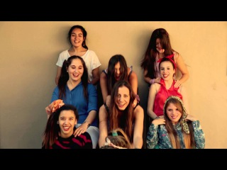 Video de 15 Andrea: Girls just wanna have fun (Miley Cyrus)