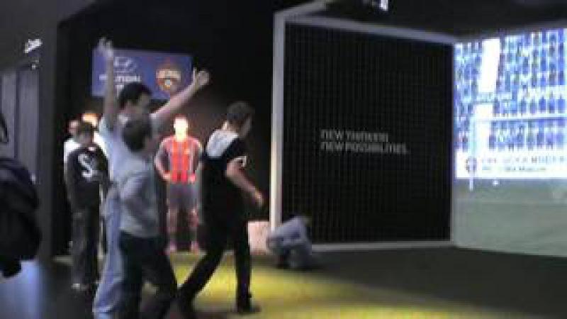 ММАС 2012 Виртуальный футбол Гол!