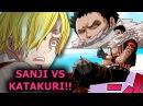 SANJI VS KATAKURI!! A Batalha de Haki da Observação!