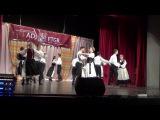 2016 Tanzgruppentreffen ADJ - Jugendforum Hermannstadt