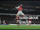 Oliver Giroud Amazing Goal - 1-0