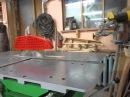 Самодельный строгально - циркулярный станок/Homemade Moulder - circular saw