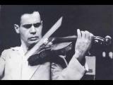Leonid Kogan - Paganini Concerto 1 - Radio Broadcast 1950