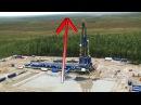Суперсооружения - Нефтевышка - Гигант. Мегасооружения National Geographic