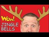 Jingle Bells NEW Stories for Kids from Steve and Maggie Kids Christmas Songs