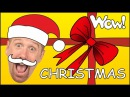 Christmas Songs and English Stories for Kids from Steve and Maggie