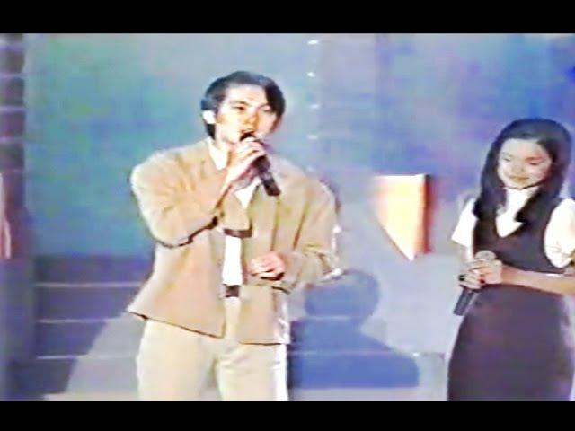 Siti Nurhaliza feat Ciang Teng Rindu Di Antara Kita Tahun 1997 Versi Live Yang Jarang Dilihat@Rare
