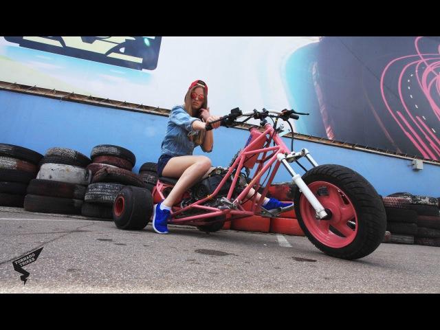 Drift Trike Track day