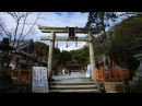 (4K)京都ぶら歩き・散歩 散策 出雲大神宮 - IZUMO DAIJINGU KYOTO WALKING with DJI OSMO