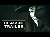 V For Vendetta (2005) Official Trailer