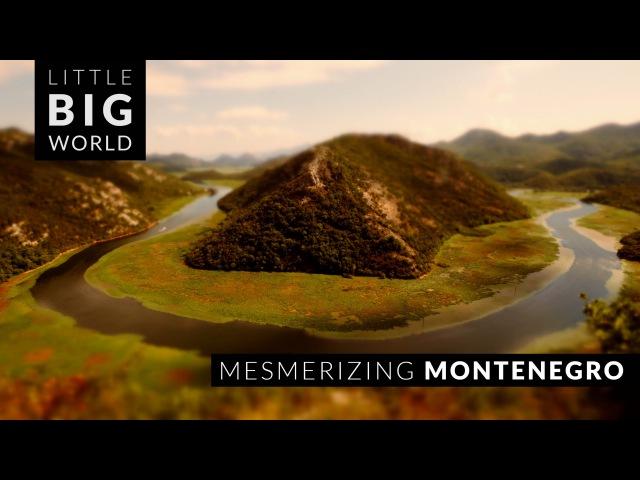 Mesmerizing Montenegro (4k - Time Lapse - Tilt Shift)