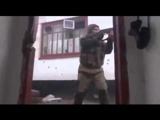 БОЙ в ШИРОКИНО... Ополченцы ПРОТИВ батальонов Азов, Донбасс и других радикалов