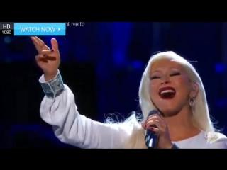 Christina Aguilera High Notes