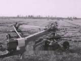 Грабли ротационные ГВР-6 1980