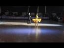 Презентация пары. Антон и Валерия. UCR DANCE CUP 2016,  Юн 2 Rt, St, Финал
